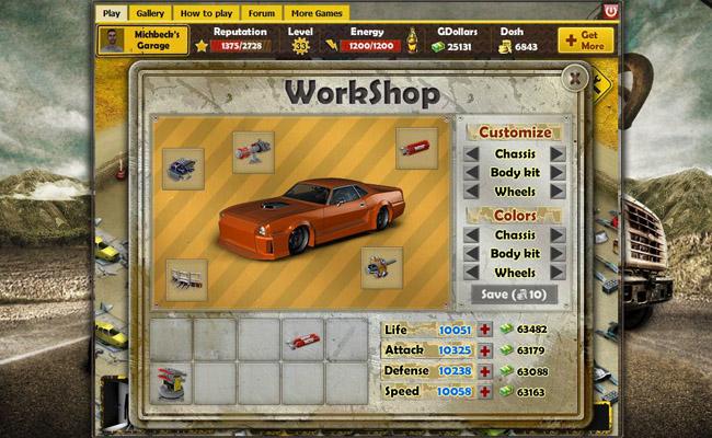 tuning auto jocuri